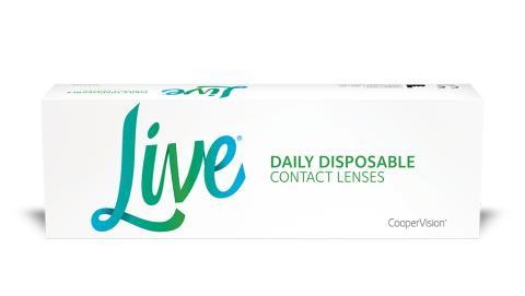 Live™ - Kampanje fra CooperVision