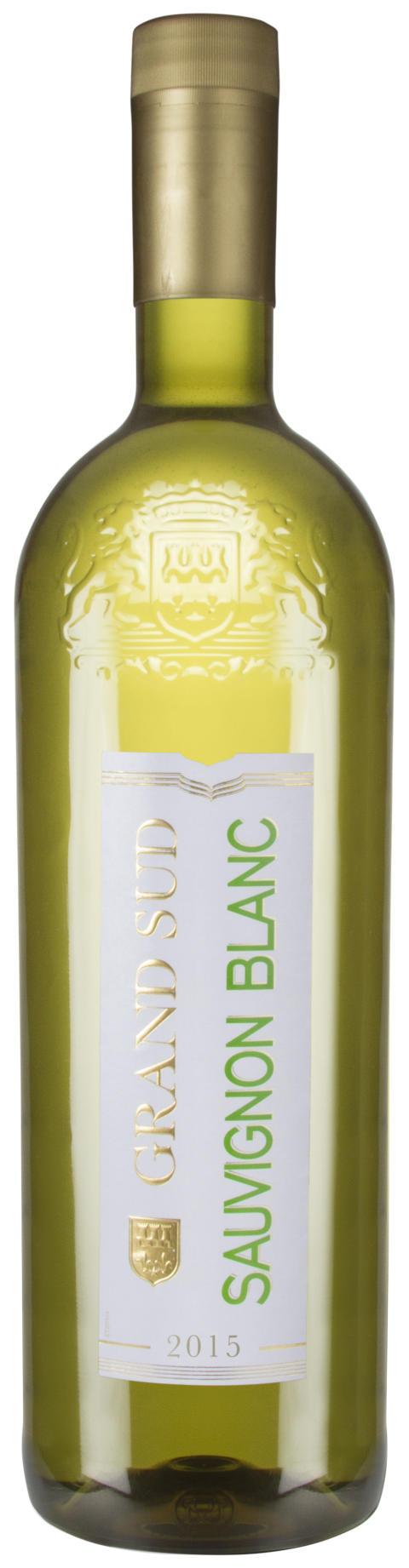 Grand Sud Sauvignon Blanc på Systembolagshyllan