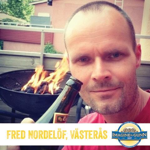 Fred Nordelöf, Västerås