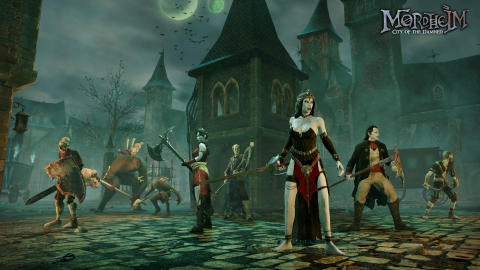 Mordheim: City of the Damned - Undead Warband DLC