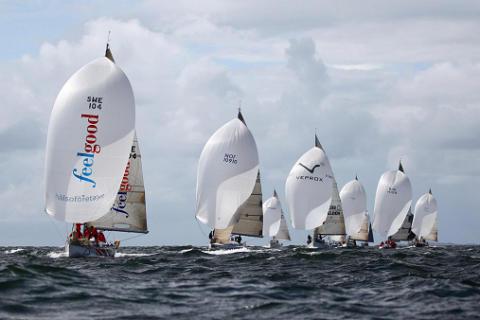 Bild med länk till Nyheten: Martin Nilsson med besättning vann även Tjörn runt!