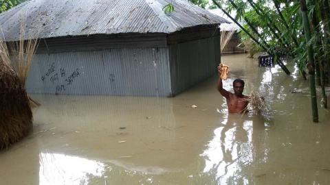 Bangladesh floods - an update