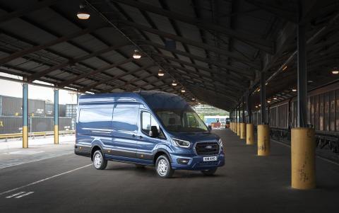 Ford Transit 2018 2-tonns