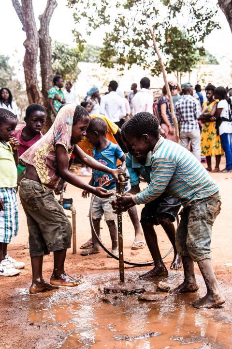 CHUVA - REGEN: Pulsierende Beats für sauberes Trinkwasser