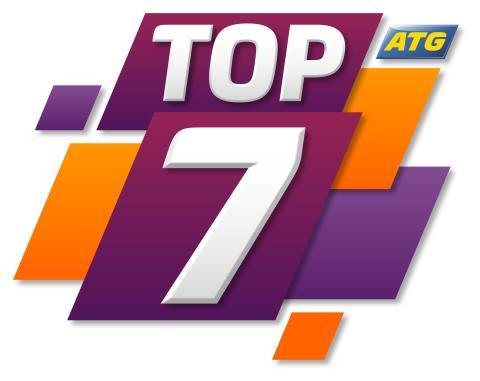 Top 7 stående