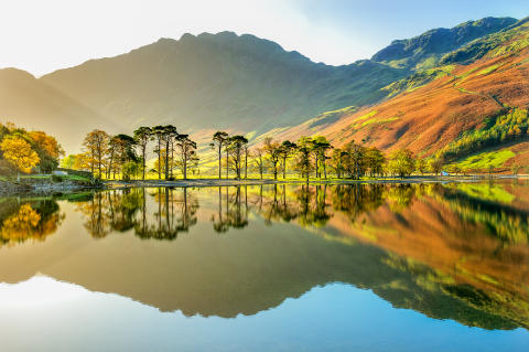 RAMBLERS WALKING HOLIDAYS TOP BRITAIN'S FAVOURITE WALKS  WITH 6 OF THE BEST