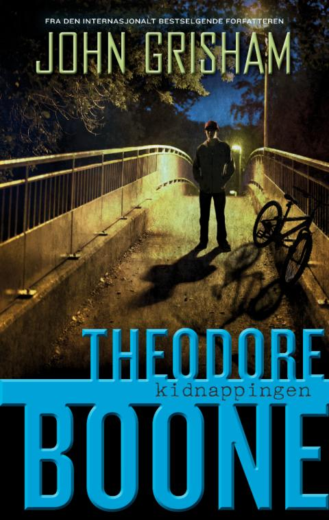 Theodor Boone. Kidnappingen omslag