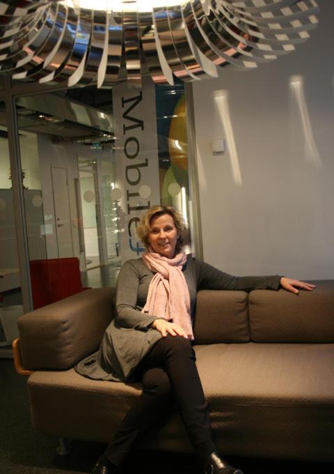 Christina von Dorrien ny VD för Interactive Institute
