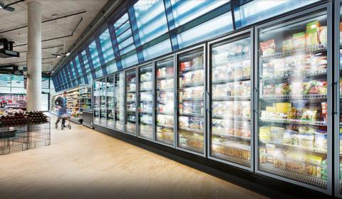 EC-fläktar för stormarknader sätter ny standard för både säkerhet och energieffektivitet