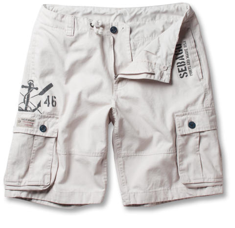 Sebago Anchor Shorts