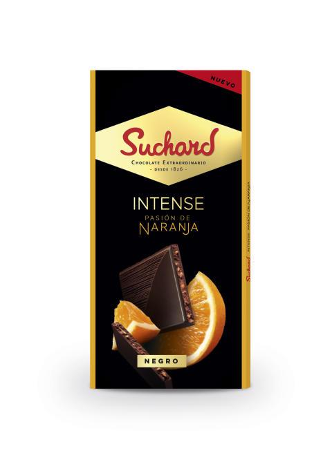 Suchard sigue apostando por el chocolate negro