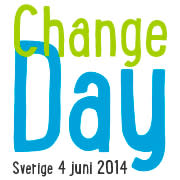 Change Day Sverige - 4 juni närmar sig!
