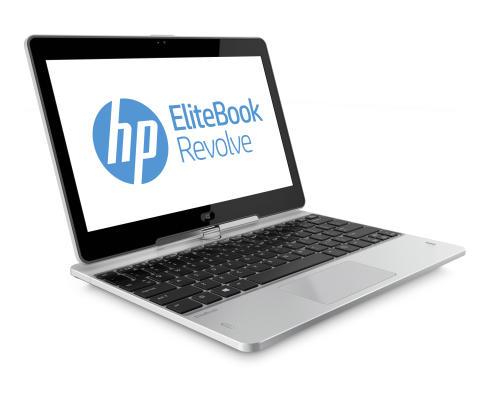 HP EliteBook Revolve – nytt konverterbart nettbrett for bedrifter