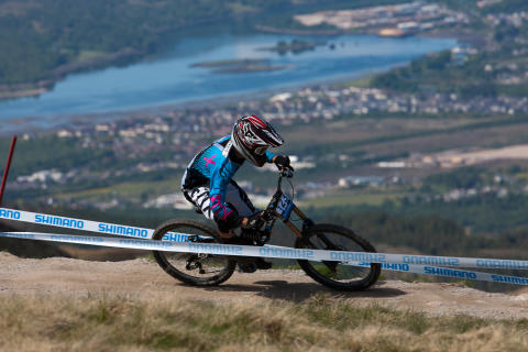 Mountain Bike World Cup passes £30m milestone for Highland economy