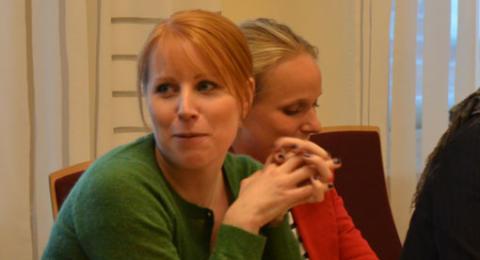 Innovativa miljöer behöver långsiktig finansiering, Annie Lööf (C)