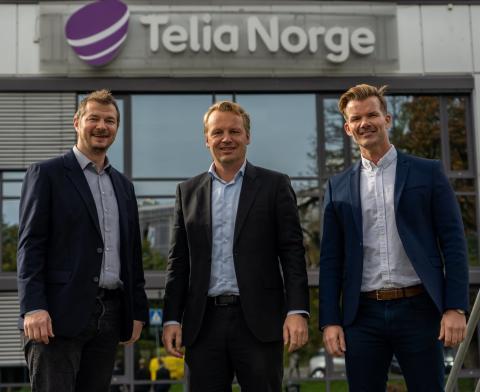 Norges største NB-IoT-kontrakt: StalkIT og Telia Norge inngår avtale