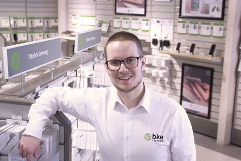 BKE TeleCom söker ny butikssäljare