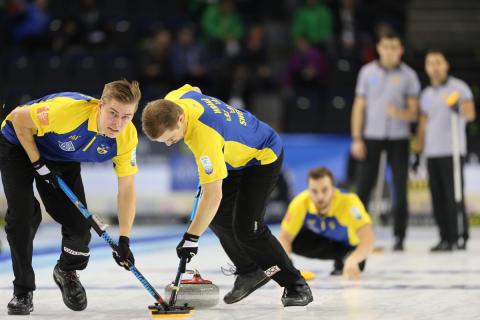 Curling-EM: Lag Edin till EM-final mot Norge