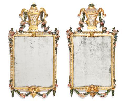 Neoclassical furniture at auction in Copenhagen