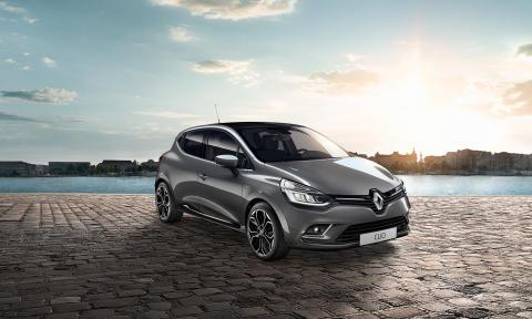 Renault Clio Urban Edition - Begränsad upplaga för att fira 5 år
