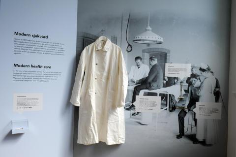 Pressvisning Medicinhistoriska museet i Helsingborg