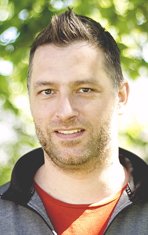 Wouter van der Wijngaart, Wouter van der Wijngaart, professor i mikro- och nanosystem vid KTH.
