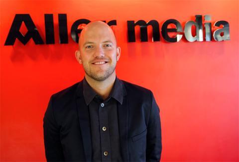 Jonas Terning blir ny chefredaktör för Café
