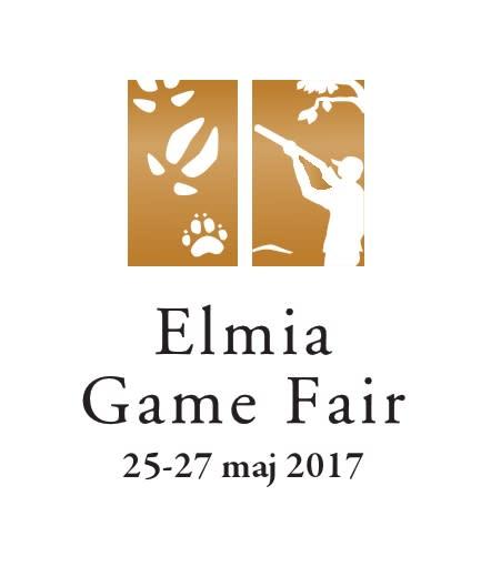 Elmia Game Fair 2017 logo