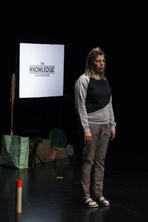 The Knowledge av/med Gunilla Heilborn