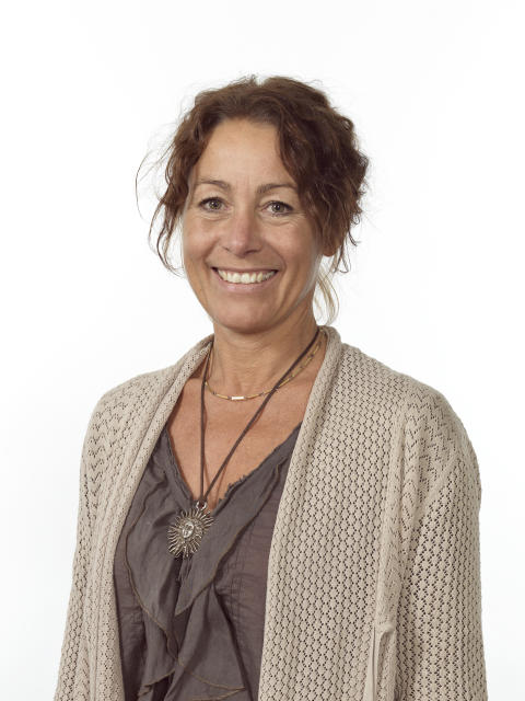Madeleine Atlas (C), 2:a vice ordförande