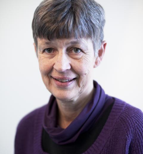 Karin Fälth-Magnusson, prorektor