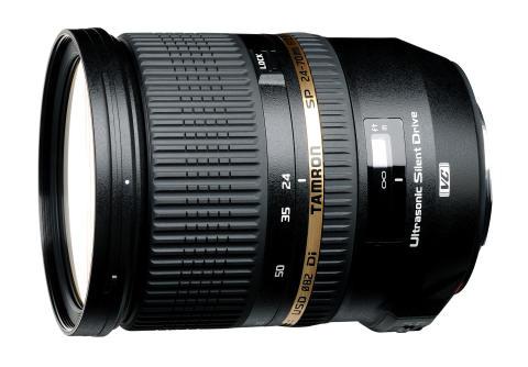 Tamron udvikler lysstærkt zoomobjektiv til kameraer med full size billedsensor