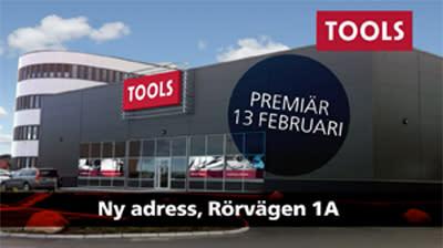 Örebro får ny TOOLS butik
