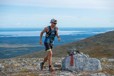 Deltagarrekord och ideala löparförhållanden på Fjällmaraton Bydalsfjällen 2019