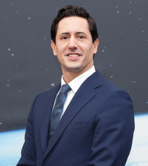 Eutelsat announces the appointment of Luis Jiménez Tuñón as Global Executive Vice President, Data Business Line