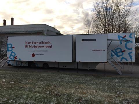 Blod trailer