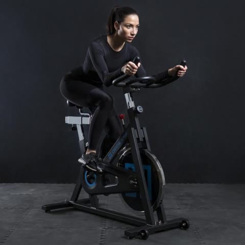 Spinnado X13 Indoor Bike 10032048 black ambiente