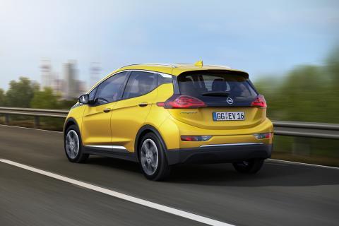 Ampera-e: Revolutionerande elbil från Opel