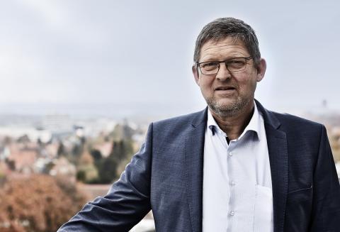 Chairman Jan Toft Nørgaard
