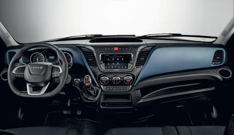 The New Daily - interior