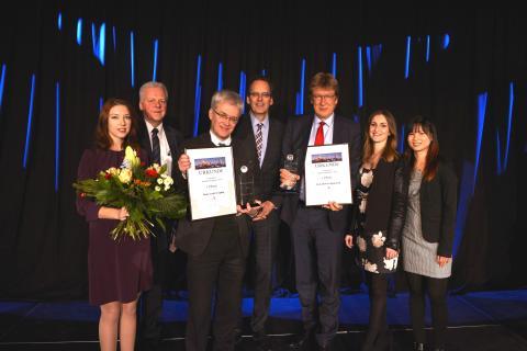 Die Preisträger des Leipziger Tourismuspreises 2017