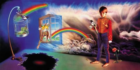 Misplaced Childhood - coverart
