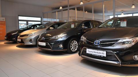 Fem gode bruktbilkjøp