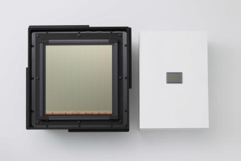 Canon 120 MP CMOS sensor i jämförelse
