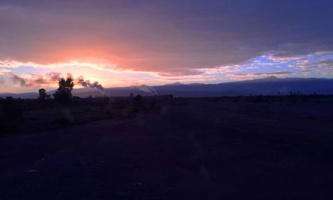 Von Marrakesch in die Wüste