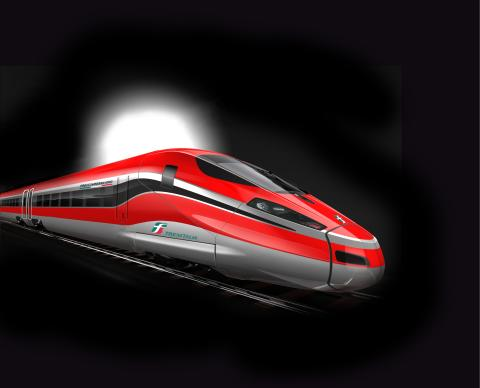 Building the high speed train of tomorrow - Bombardier Transportation and Hitachi Rail showcase their design innovations