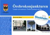 Örebrokonjunkturen juli 2012