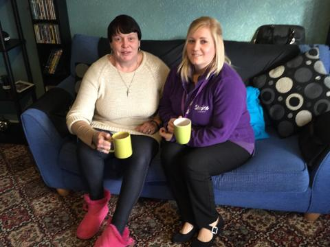 ​Sneyd Green stroke survivor urges people to act FAST
