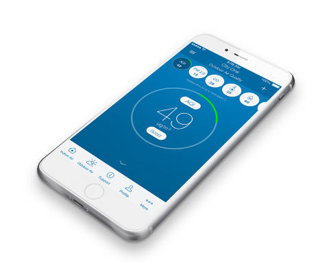 Blueair Friend App