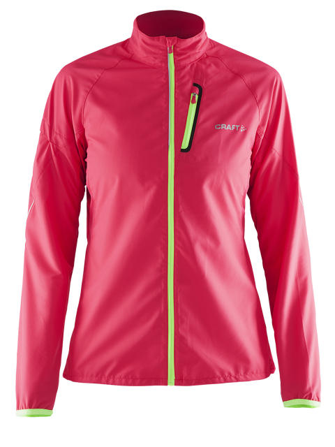 Devotion jacket (berry) för dam